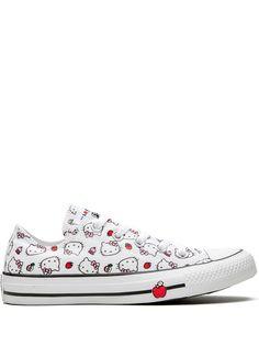 Converse кеды Chuck Taylor All Star Hello Kitty