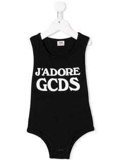 Gcds Kids боди JAdore без рукавов