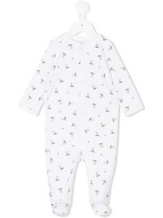 Ralph Lauren Kids пижама с рисунком из плюшевых медведей