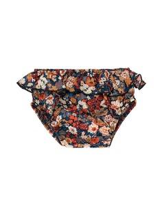Emile Et Ida панталоны с оборками и цветочным рисунком