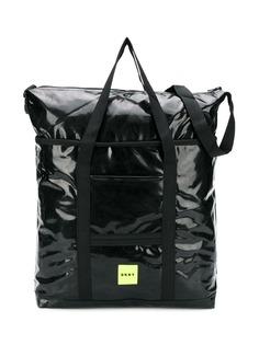 Dkny Kids лакированная сумка-тоут