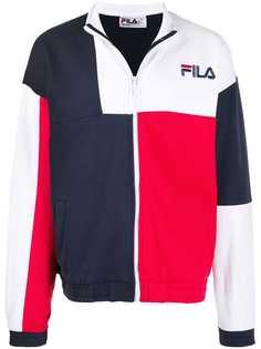 Fila легкая куртка в стиле колор-блок