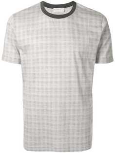 Cerruti 1881 футболка в клетку