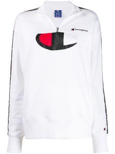 Champion printed logo sweater