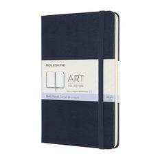 Блокнот для рисования Moleskine ART SKETCHBOOK Medium 115x180мм 144стр. нелинованный мягкая обложка 6 шт./кор.