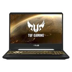 "Ноутбук ASUS TUF Gaming FX505DD-BQ115T, 15.6"", IPS, AMD Ryzen 5 3550H 2.1ГГц, 8Гб, 256Гб SSD, nVidia GeForce GTX 1050 - 3072 Мб, Windows 10, 90NR02C1-M06570, темно-серый"