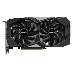 Видеокарта GIGABYTE nVidia GeForce GTX 1660SUPER , GV-N166SOC-6GD, 6Гб, GDDR6, OC, Ret
