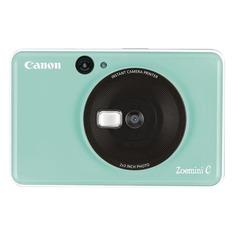Цифровые фотоаппараты Цифровой фотоаппарат CANON Zoemini C, зеленый