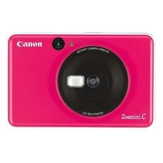 Цифровой фотоаппарат CANON Zoemini C, розовый