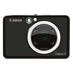 Цифровые фотоаппараты Цифровой фотоаппарат CANON Zoemini S, черный