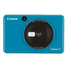 Цифровой фотоаппарат CANON Zoemini C, синий