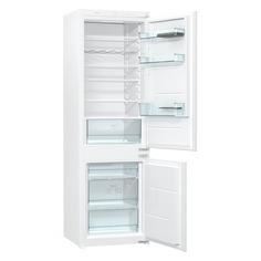 Встраиваемый холодильник GORENJE RKI4182E1 белый