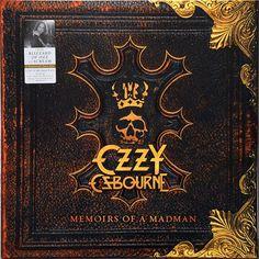 Виниловая пластинка Sony Music Ozzy Osbourne:Memoirs Of A Madman