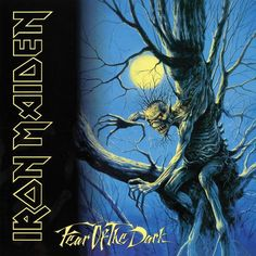 Виниловая пластинка Parlophone Iron Maiden:Fear Of The Dark