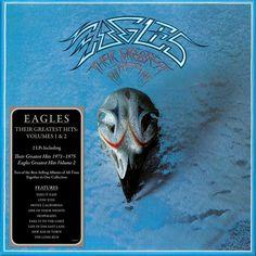 Виниловая пластинка Warner Music Eagles:Their Greatest Hits Volumes 1 & 2