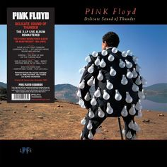 Виниловая пластинка Parlophone Pink Floyd:Delicate Sound Of Thunder