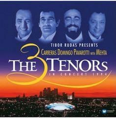 Виниловая пластинка Warner Music Classic The 3 Tenors:The 3 Tenors In Concert 1994