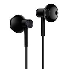 Наушники внутриканальные Xiaomi Mi Dual Driver Earphones Black (ZBW4407TY)