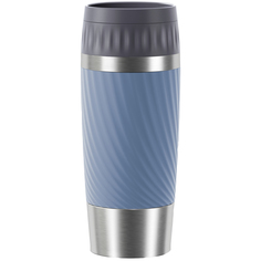 Термокружка Emsa Travel Mug Easy Twist Blue (N2011800)