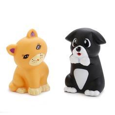 Игрушка для ванной Играем Вместе Щенок+кот