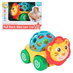 Развивающая игрушка Игруша Лев