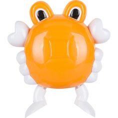 Игрушка для ванной Игруша Оранжевый краб