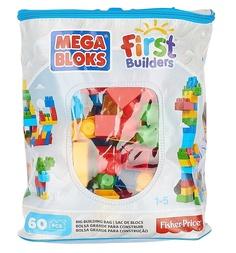 Конструктор Mega Bloks 60 деталей