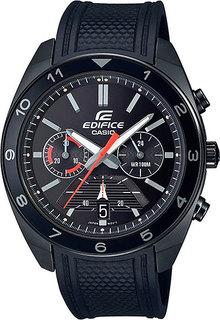 Японские мужские часы в коллекции Edifice Мужские часы Casio EFV-590PB-1AVUEF