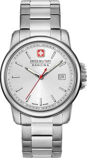 Швейцарские мужские часы в коллекции Land Мужские часы Swiss Military Hanowa 06-5230.7.04.001.30