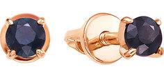 Золотые серьги Серьги Vesna jewelry 4040-150-10-00
