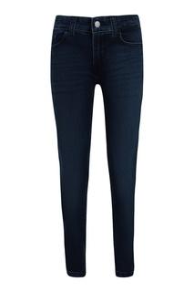 Зауженные темно-синие джинсы Calvin Klein Kids