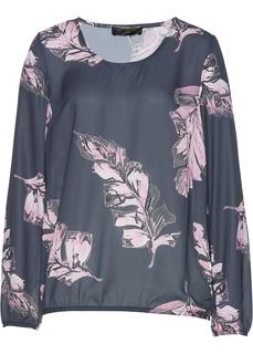 Блузки с длинным рукавом Туника Bonprix