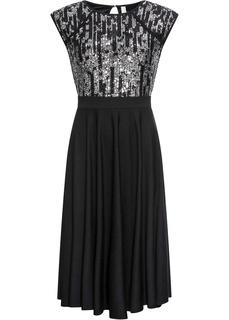 Платье вечернее, с пайетками Bonprix