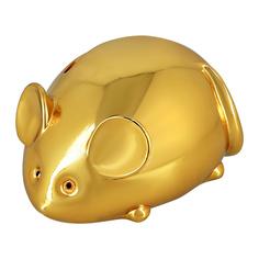 Фигурка декоративная ARTS Крыса золотая копилка