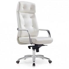 Кресло для руководителя _DAO/WHITE Бюрократ