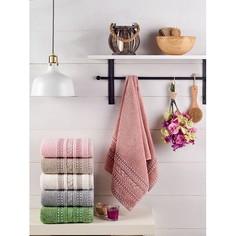 Набор из 6 банных полотенец (70x140 см) Miss Cotton Jess Philippus