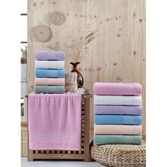 Набор из 6 банных полотенец (70x140 см) Dantela Do&Co