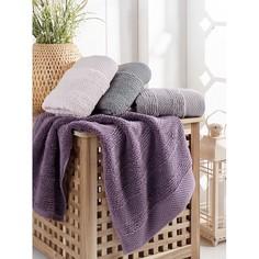 Набор из 4 банных полотенец (70x140 см) Juliet Do&Co