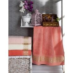 Набор из 4 банных полотенец (70x140 см) Selena Do&Co