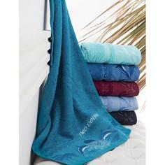 Набор из 6 банных полотенец (70x140 см) Dolphins Philippus