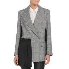 Пиджак ASH ODESSA CHECK серый