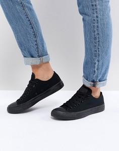 Черные кроссовки Converse Chuck Taylor All Star Core-Черный