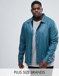 Водонепроницаемая куртка Another Influence PLUS-Темно-синий