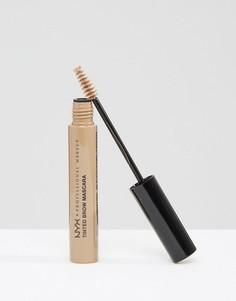 Тушь для бровей NYX Professional Makeup-Коричневый