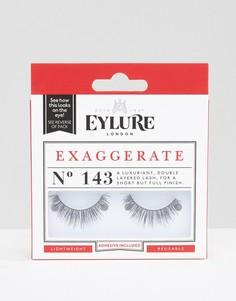 Накладные ресницы Eylure Exaggerate - No. 143-Черный