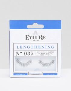 Накладные ресницы Eylure Lengthening № 35-Черный