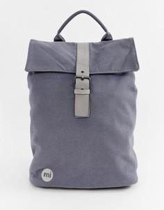 Темно-серый парусиновый рюкзак Mi-Pac