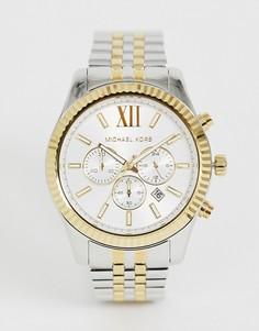 Часы Michael Kors MK8344 Lexington-Серебряный