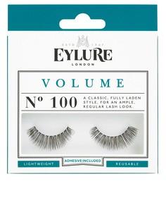 Накладные ресницы Eylure - No. 100-Черный