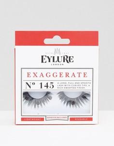 Накладные ресницы Eylure Exaggerate № 145-Черный